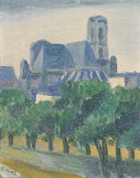 Saint-Gervais (Paris), um 1929