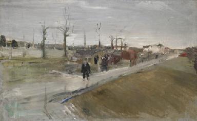 Landstrasse, 1940