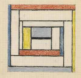Farbstudie, 1942-45