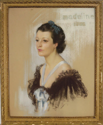 Portrait of Madeline