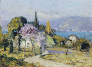 Villa Bouquet Bord mer Provenc