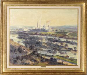 La Seine à Belbeuf