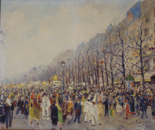 Carnival à Paris
