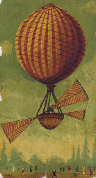 The early air balloon; and eig