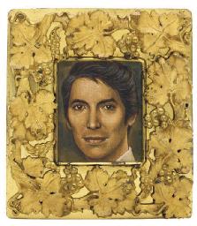 Portrait of Enrique Alvarez Fé