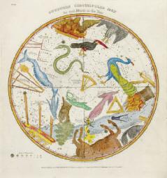 Atlas Of The Heavens: Six Plat