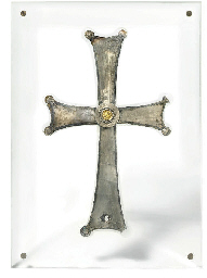 AN ALTAR CROSS