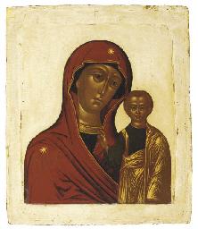 THE MOTHER OF GOD OF KAZAN