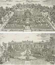 'Palais Pavillons et Jardins C