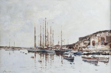 The Yacht Quay, Porto Cervo, S