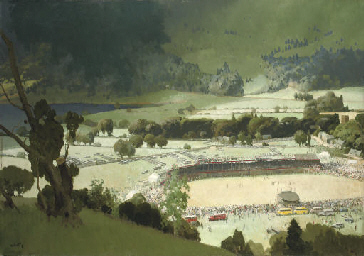 Grasmere Annual Sports, Westmo