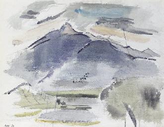 Mt. Chocorua, White Mountain S