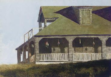 Buoy House