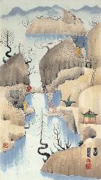 LUIS CHAN (CHEN FUSHAN, 1905-1