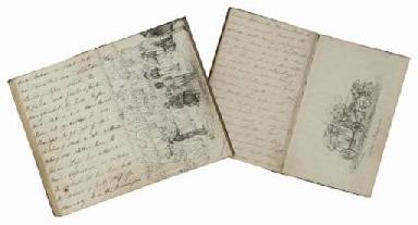 CONTINENTAL TOUR. Manuscript t