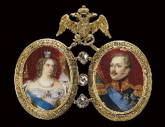 Empress Alexandra Feodorovna,