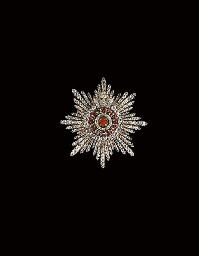 A star of the Order of St. Ann