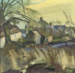 A view of Engelbert, Groningen