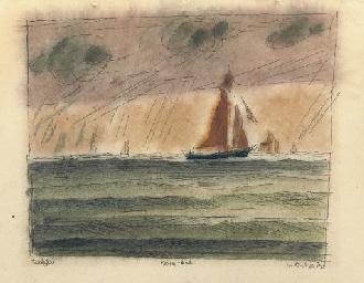 Fischerboot - Fishing boat