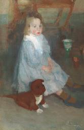 L'enfant au chien (Le petit fr