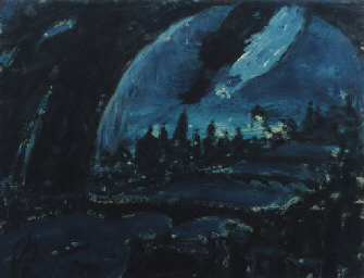 Parijse nachten II, de Seinebr