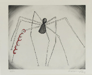 Louise Bourgeois (FRENCH/AMERI