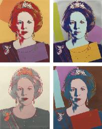 Queen Beatrix of the Netherlan