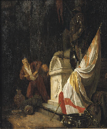 An Allegory of Vanitas: The de