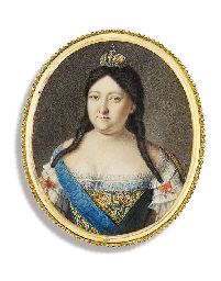 Empress Anna Ioannovna (1693-1