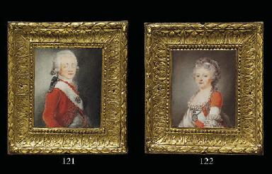Empress Maria Feodorovna (1759