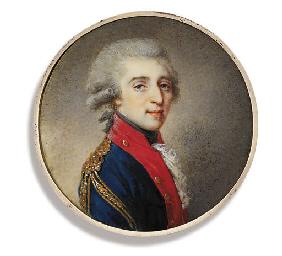 Count Artemii Ekimovich Lazare