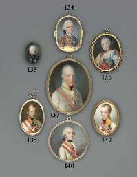 Duke Albert of Saxe-Teschen (1