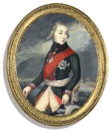 Count Aleksandr Matveevich Dmi