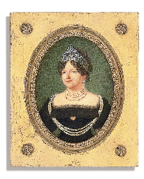 The Dowager Empress Maria Feod