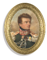 Colonel Count Vasilii Ivanovic