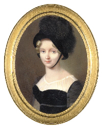 The Dowager Empress Elizaveta