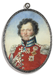 General Fedor Petrovich Uvarov