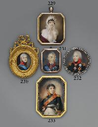 Prince Sergei Feodorovich Goli