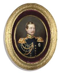 Tsar Alexander II (1818-1881),