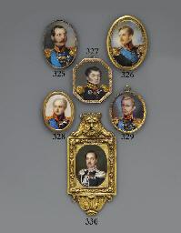 Nicholas I (1796-1855), Tsar o