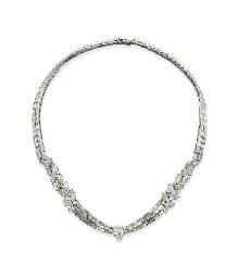 A DIAMOND NECKLACE, BY KERN