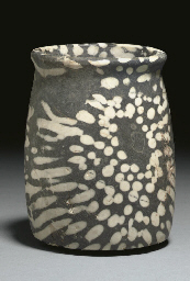 A SYRIAN STONE VESSEL