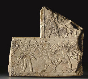 A NEO-ELAMITE VOTIVE PLAQUE