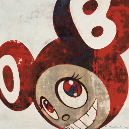 Takashi Murakami (B. 1963)