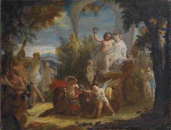 Nettuno e Anfitrite; e Il Trio