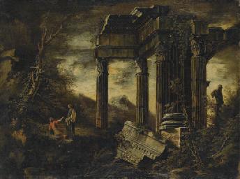 Filosofi tra rovine classiche
