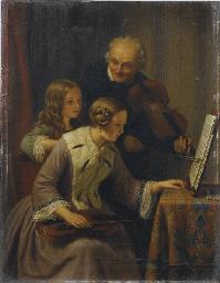 La lezione di violino