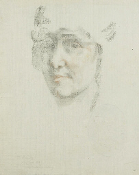 Study for a portrait of Mrs Na