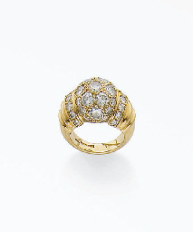 BAGUE DIAMANTS, PAR BOUCHERON
