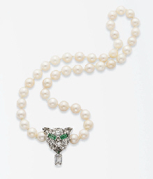 COLLIER PERLES DE CULTURE, EME